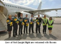 EasyJet and Vueling operate first scheduled flights to Malta