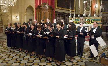 Gaulitanus Choir to perform in Gozo 1234