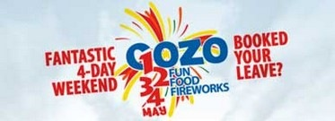 Full daily programme of events for Gozo 1234