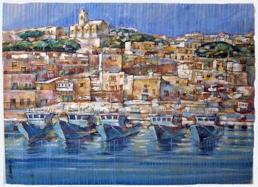 Fundraising exhibition by C S Lawrence to be held at Gharb in aid of FSEG, OASI and FAA