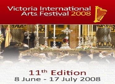 Victoria International Arts Festival 2008