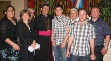 Mgr Grech meets Gozitan emigrants in Canada