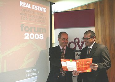 BOV supports EMCS Real Estate Seminar