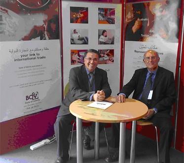 BOV takes part in Tripoli International Fair