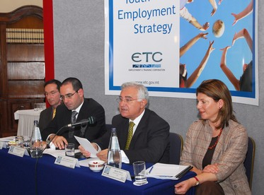ETC Youth Employment Strategy launched