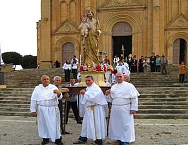 Feast of St Joseph celebrated at Ghajnsielem
