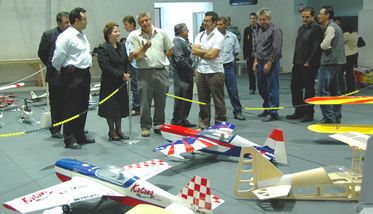 Gozo Model Flying Association hold Exhibition