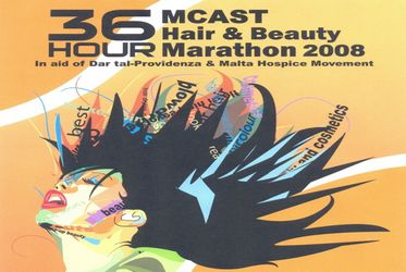 36 Hour Hairdressing and Beauty Therapy Marathon 2008