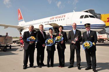 Air Malta launches new Leipzig-Halle service