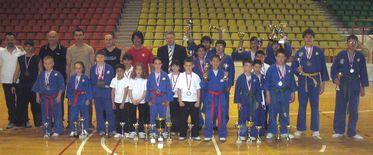 The Gozo Martial Arts Festival 2008