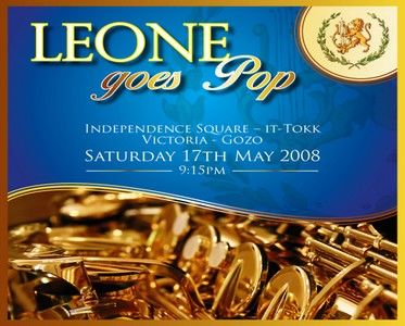 The Leone Band Club of Victoria goes pop