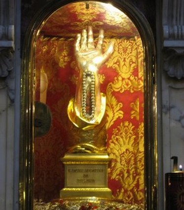 Relic of St Paul