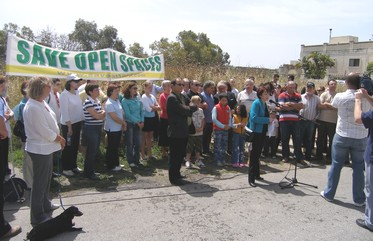 The Saga of Attard's Public Open Space