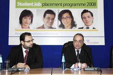 Student Job Placement Programme for 2008