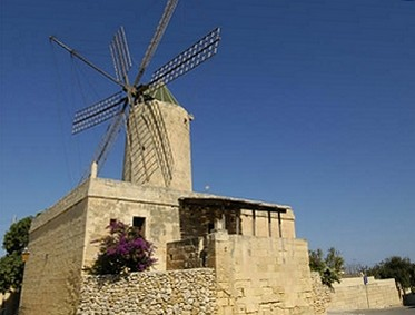 Wirt Ghawdex urges immediate action to repair the Ta' Kola Windmill at Xaghra