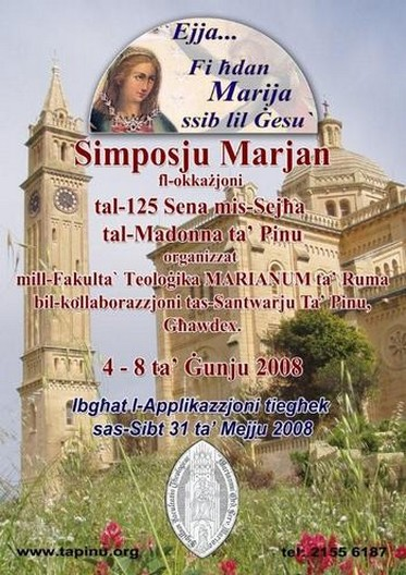 Marian Symposium at Ta' Pinu Sanctuary