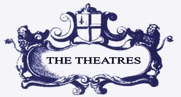 National statistics on theatres