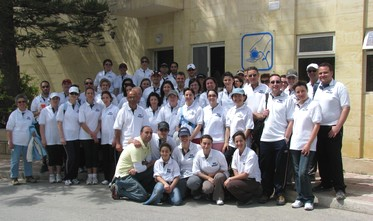 Charity walk held in aid of Id-Dar tal-Providenza