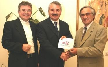 Bank of Valletta sponsors Victoria International Arts Festival