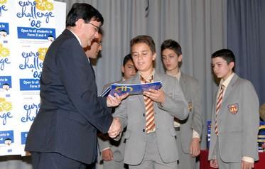 EuroChallenge 2008 competition presentation