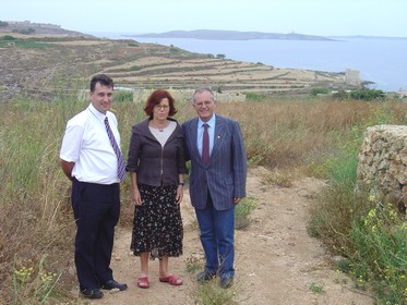 Green MEP Gisela Kallenbach - 'Gozo has all the potential for innovative sustainable jobs'