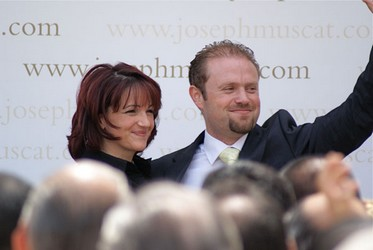 Joseph Muscat elected as new MLP leader