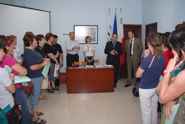 New internet learning project launched in Gozo