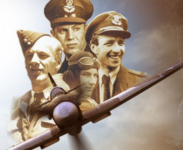 Heroes in the Sky on DVD from Vodafone