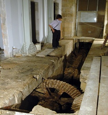 Important and unexpected discovery made by Heritage Malta at Malta Maritime Museum