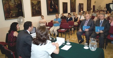 Introductory seminar on a scheme related to sustainable tourism projects