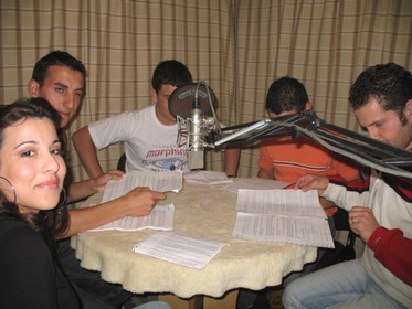 Radju Lauretana?s first Radio Play