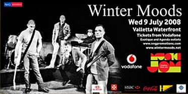 Winter Moods Concert - The Vodafone Music Jam event of the year