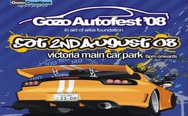 The GozoAutoFest 2008 - Victoria