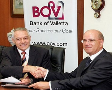 BOV named Official Bank of the Malta Institute of Management