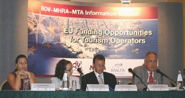 Tourism operators opportunities - BOV EU information meeting