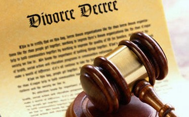 AD - What is government's position on divorce?