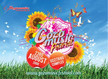 The Gozo Music Festival is back with Vodafone