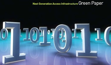 Next Generation Access Infrastructure green paper launched