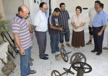 Kercem's old clock to tick again after 30 years