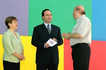 BOV supports 'Ohloq Tbissima Marathon 2008'