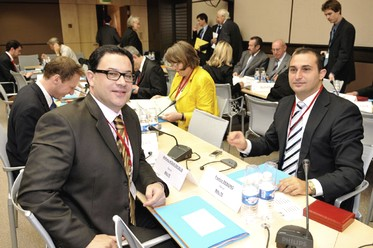 Maltese MP's discuss transport and sustainable development in Paris