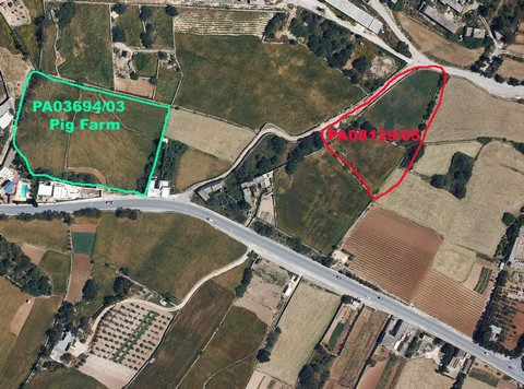 MEPA recommends permission for Cow Farm on Fresh Agricultural Land close to residents
