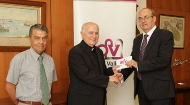 BOV extends a helping hand to Caritas (Malta)
