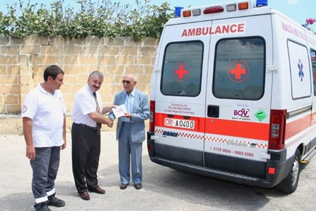 BOV supports Gozo branch of Malta Red Cross