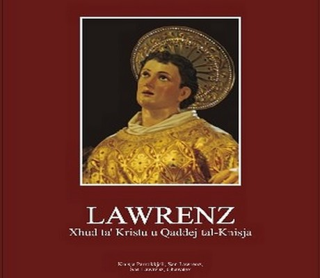 San Lawrenz Parish publishes book about St Lawrence