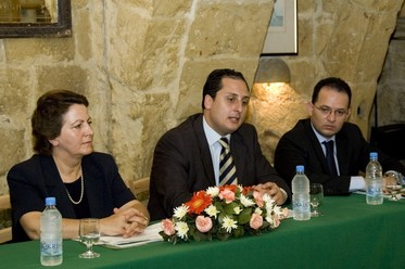 Official launch of the Gozo Action Group