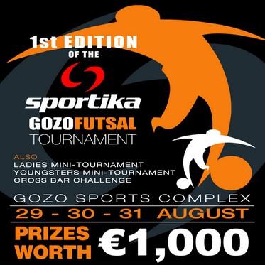 Three day Futsal tournament to be held in Gozo