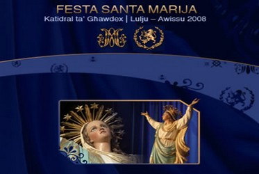 The Festa of Santa Marija celebrated in Victoria