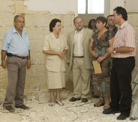 Works underway in various Gozo schools
