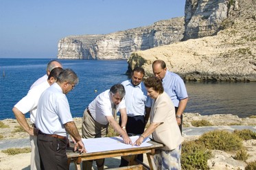 Gozo to have cruiseliner berthing facilities at Xlendi in the coming months